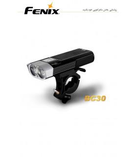 چراغ جلو دوچرخه مدل بی.سی. 30 برند فنیکس