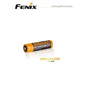 باتری شارژی مدل ARB-L14-800 برند فنیکس