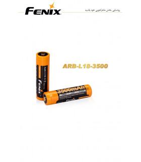 باتری شارژی مدل ARB-L18-3500 برند فنیکس