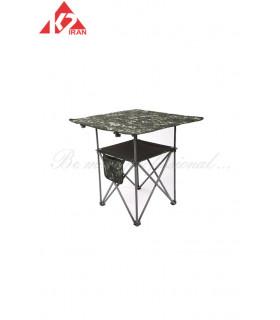 میز دو طبقه 80×80