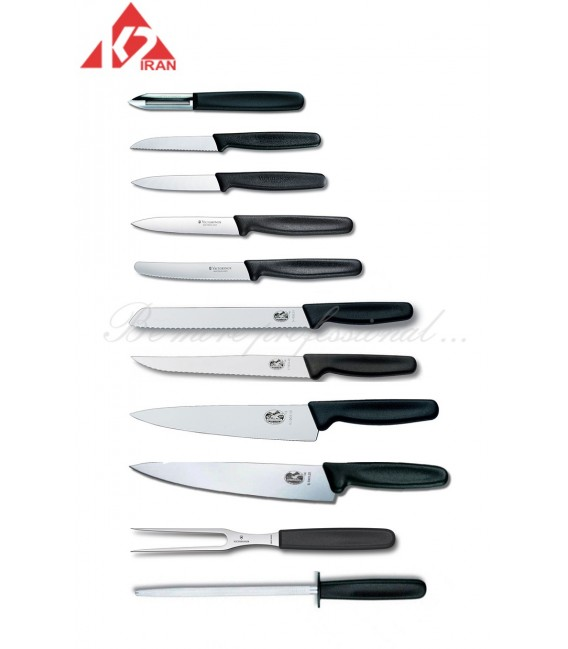 ست چاقو یازده تایی