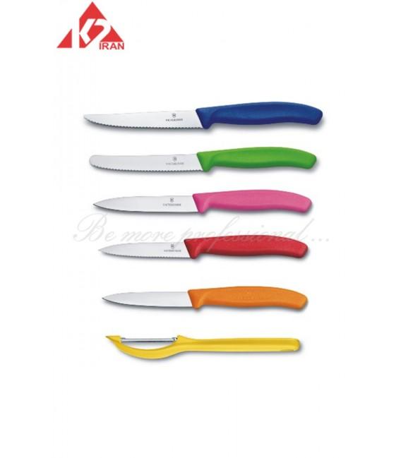 ست شش تایی چاقو